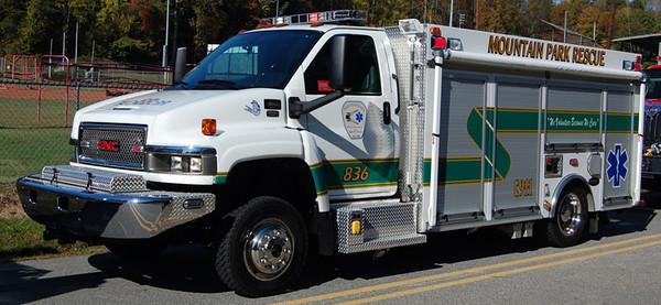 Mountain Park Rescue Squad