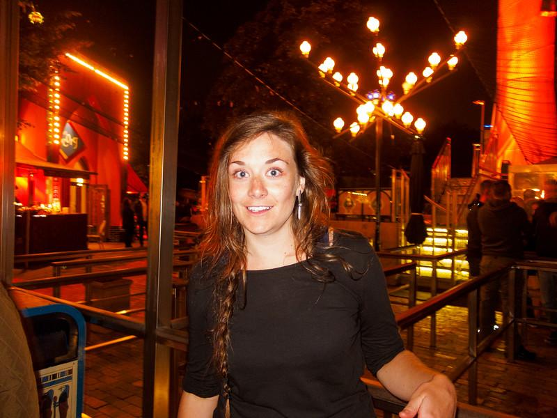 Night out in Tivoli