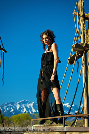 """Pirates of Utah Lake"" - 4/7/14"