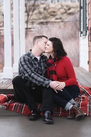 Jenny& Patrick  Engagement