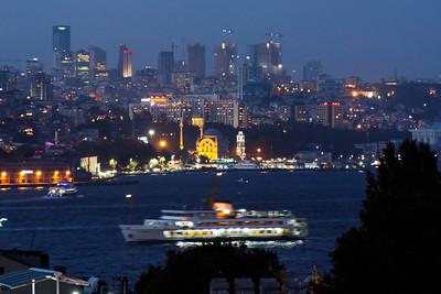 Istanbul, September 2011
