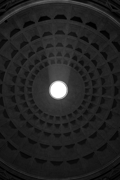 Pantheon Roof Ray