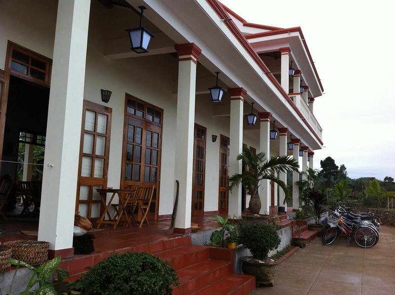 Phong Nha farmstay.