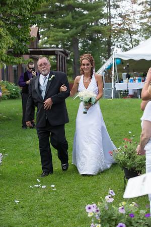 Northern Michigan Wedding Venue Northern Shore Lodge Hillman, Michigan