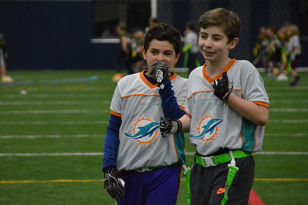 Dolphins Flag Football 1-22-17