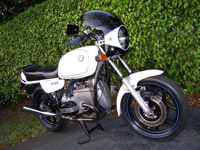 BMW R80CS