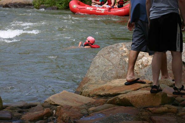 Rafter Rescue - 08.13.06