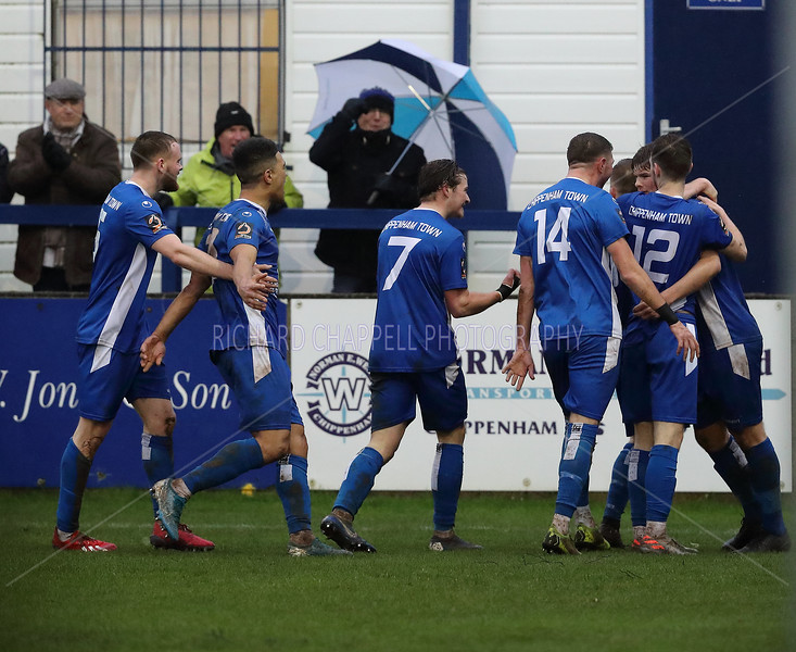 CHIPPENHAM TOWN V MAIDSTONE UNITED MATCH PICTURES 15th FEBRUARY 2020