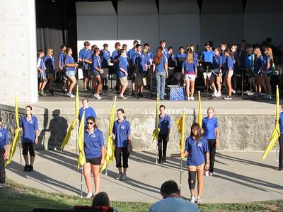 Royal Alliance Band & Guard 2011-2012