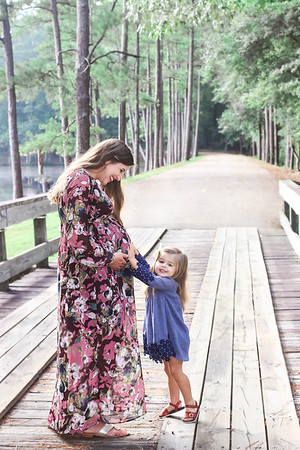 Bethany's Mommy & Me Session
