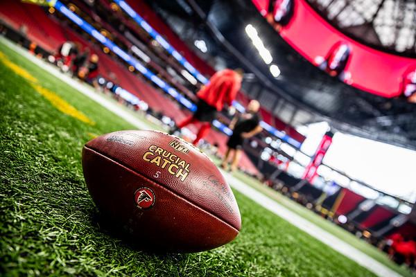 Atlanta Falcons vs Carolina Panthers