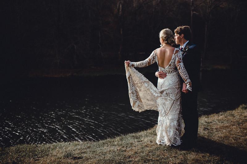 Requiem Images - Luxury Boho Winter Mountain Intimate Wedding - Seven Springs - Laurel Highlands - Blake Holly -749.jpg
