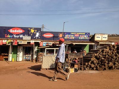 Kampala-Entebbe 03 2012