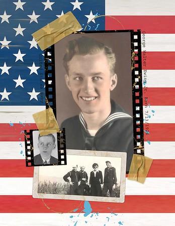 1940's Ewing Family Photos