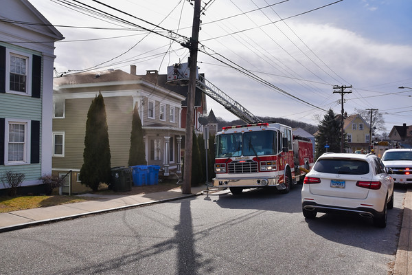 Norwich 2nd Alarm, 2-20-20 81 Cliff St.