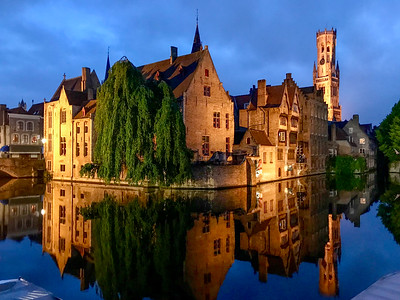 Bruges in Color