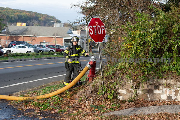 817 West Main St  Fire  New Britain CT