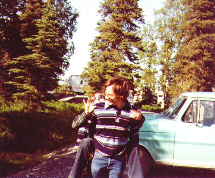 Connie & Dave near Anchor River, July1980.jpg