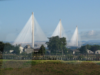 Queensferry Crossing Experience plus