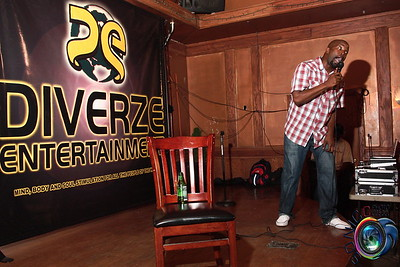 MAY 6TH: COMEDY SERIES @ JORDAN'S LOUNGE W/ DIVERZE ENTERTAINMENT