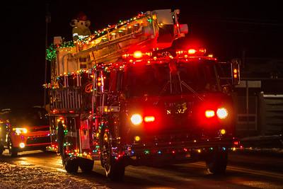 New Minas Parade of Lights 2014