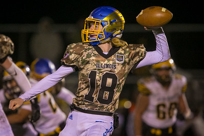 101119 FOOTBALL: Harvard vs Johnsburg (DQ)