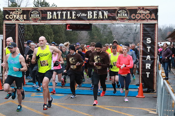 Battle of the Bean 5k 2018