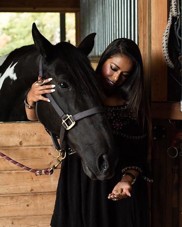 Dija- Horse Session