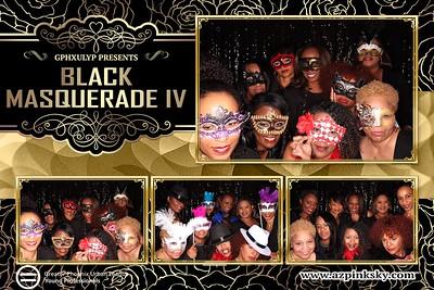 Black Masquerade IV