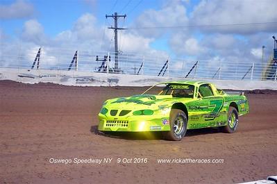 Super DIRT Week @ Oswego Speedway - 10/9/16 - Rick Young