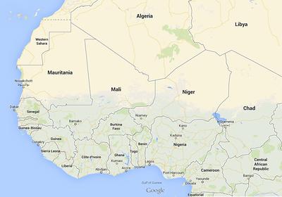 Burkina Faso June-July 2014