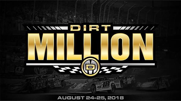 2018 DIRT MILLION  8-24-18