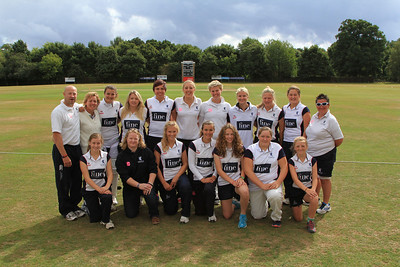 HCC Women Team shots