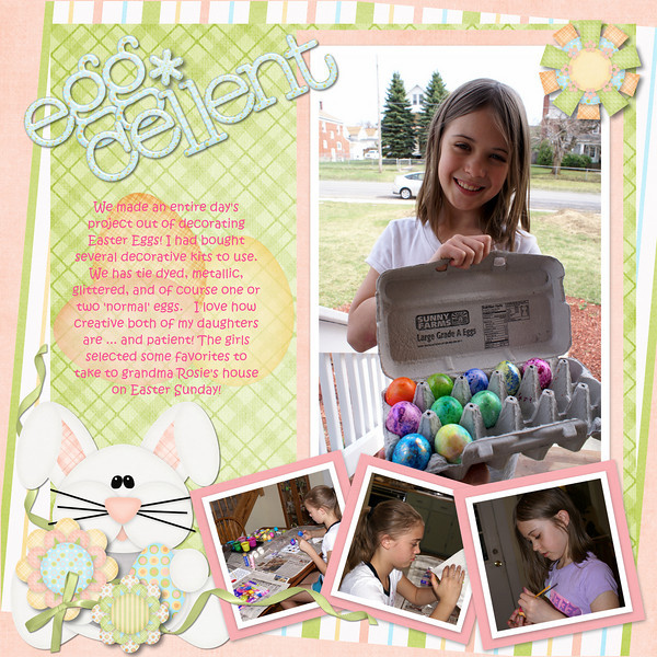 CottonTail Kit- by Just So Scrappy