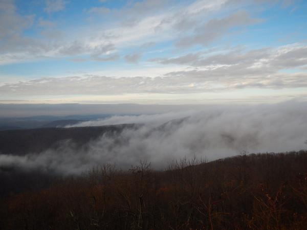 Rapeling and Climbing, November 19, 2013