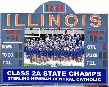 Newman CCHS, State Championship 2004