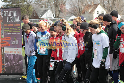 Pre Race - 2013 Compatriots Day 5K
