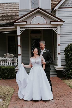 Amanda & Shane Wedding Day