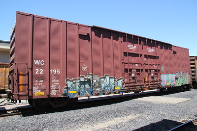 WC Boxcars