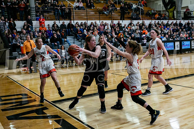 2019 Kaneland Girls Basketball Varsity Regional Finals