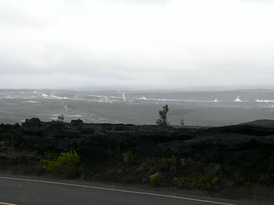 Kilauea 13 April 2005