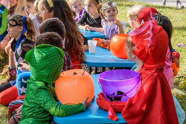Halloween - Trunk or Treat 10-28-2016