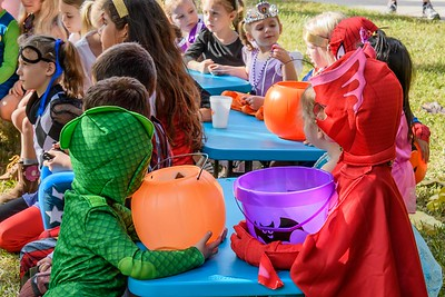 Halloween - Trunk or Treat 10-29-2016