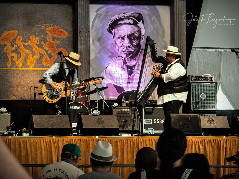 Roy Rogers and the Delta Rhythm Kings