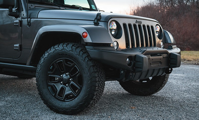 Heep: 2016 Jeep Wrangler Unlimited Backcountry