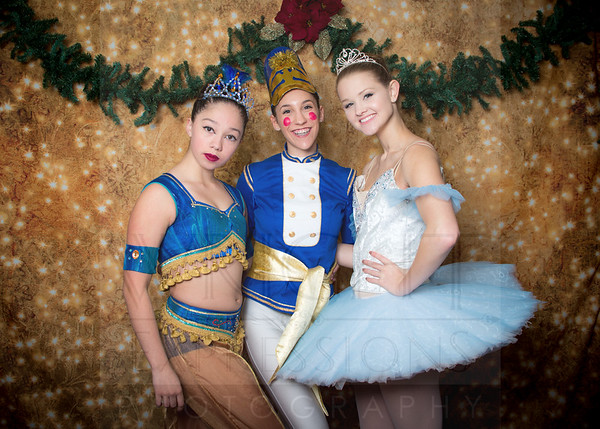 Nutcracker Tea 2016