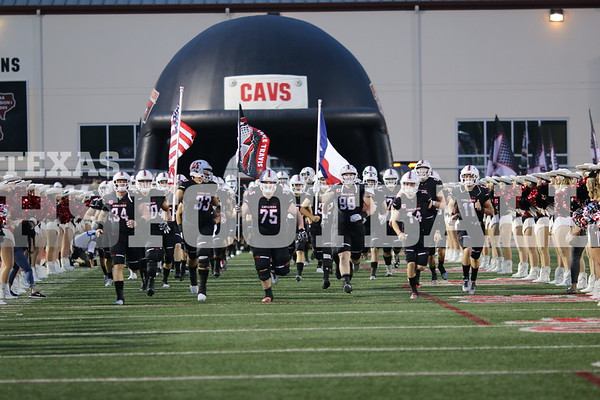 NR Hays vs Lake Travis (Sept 29)