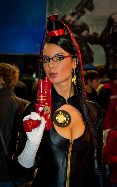 Bayonetta at Igromir 2009