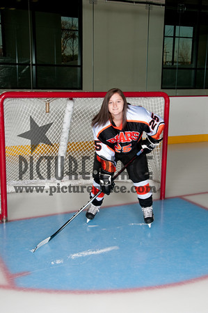 White Bear Girls Hockey 2010-2011