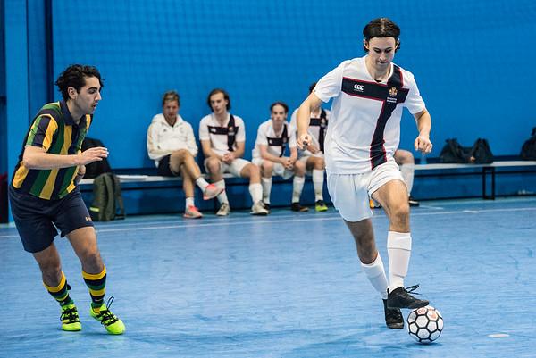 Firsts Futsal - 2018